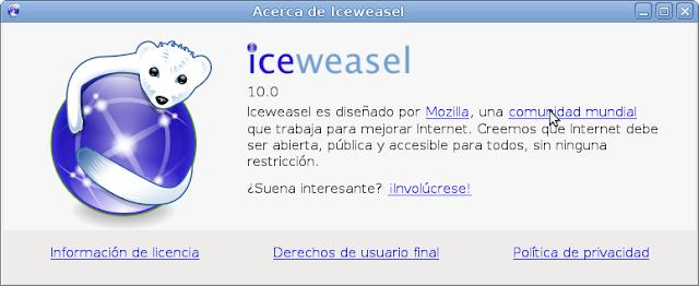 IceWeasel 10