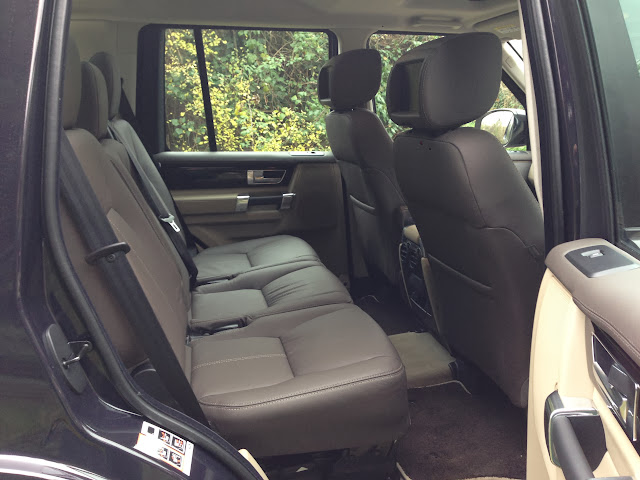 2014 Land Rover Discovery 4 HSE Luxury