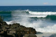 Hastings Point surf break