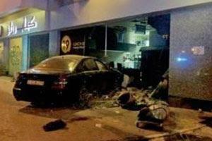 Atriz Brasileira sofre grave acidente de carro em Dubai