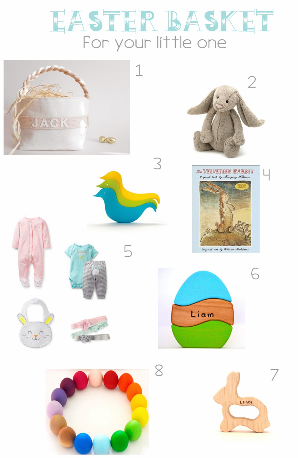 Sweet little nursery babys first easter basket ideas babys first easter basket ideas negle Image collections