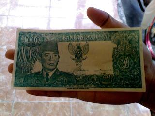 uang barokah