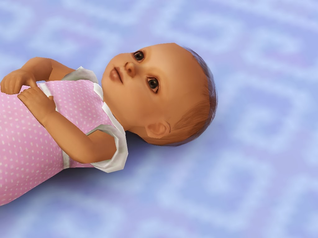 Sims 2 Zombie Babies