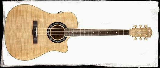 Fender Acoustic-Electric Guitar