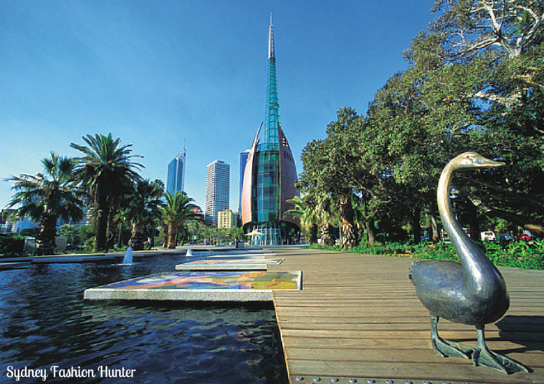 Sydney Fashion Hunter: The Bell Tower Perth