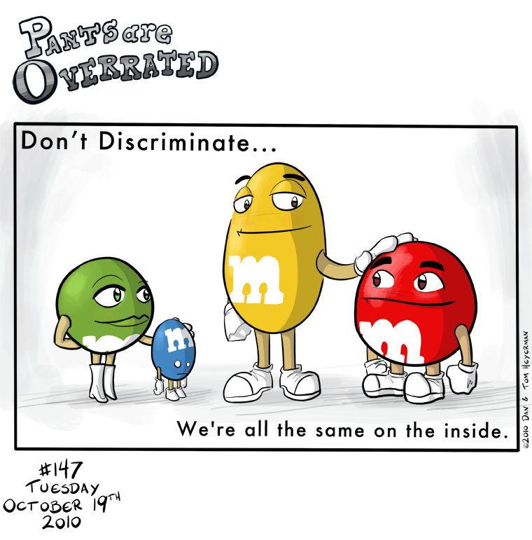 discrimination is everywhere essay Discrimination is a concept encountered everywhere in australia, in need essay sample on anti discrimination law -direct and indirect discrimination.