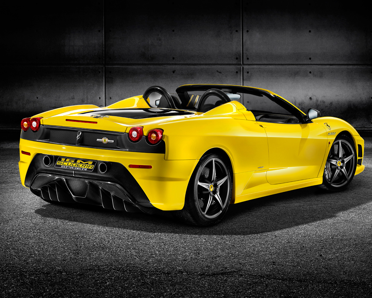 2012 Ferrari 458 Spider equipped with a 4.5-liter V8 engine, this ...