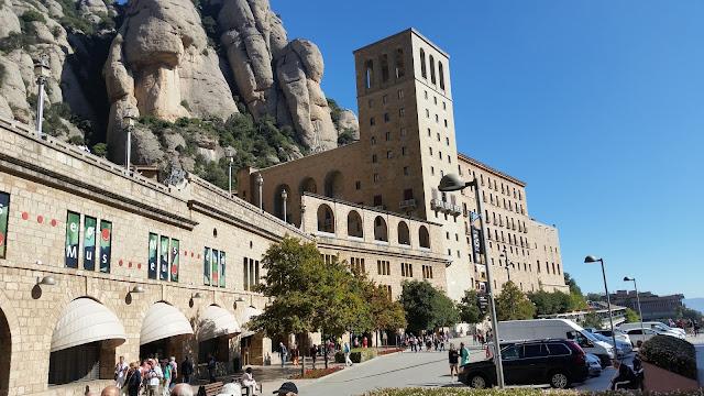 Mosteiro de Montserrat dicas