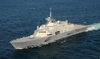 Freedom class littoral combat ship