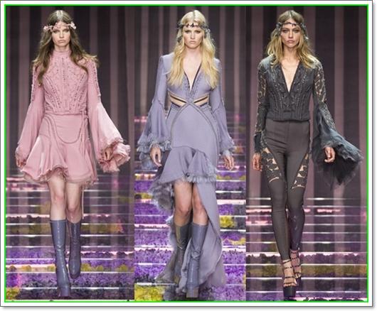 Versace Haute Couture Herbst/Winter 2015-2016