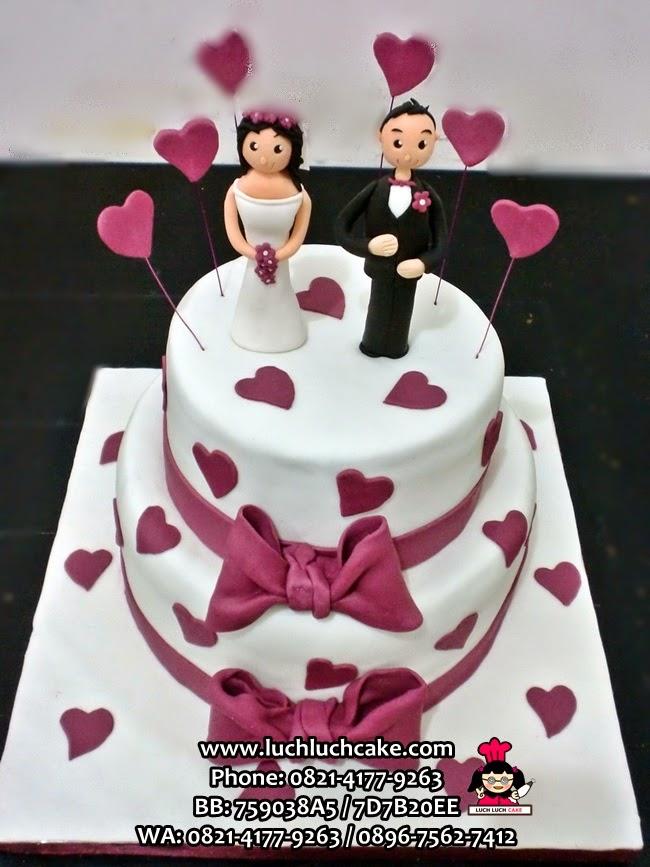 wedding cake surabaya sidoarjo