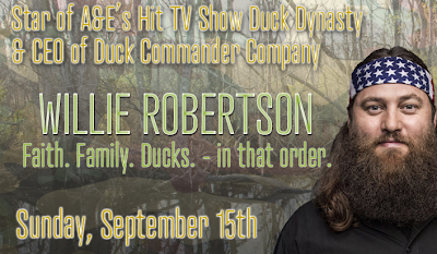 "Duck Dynasty"" Coming to Crossroads, Odessa this weekend"