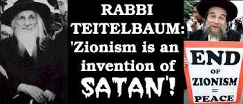 ¡Antisionismo NO es Antisemitismo!