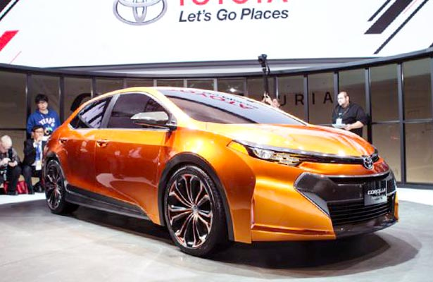 2018 Toyota Camry Concept