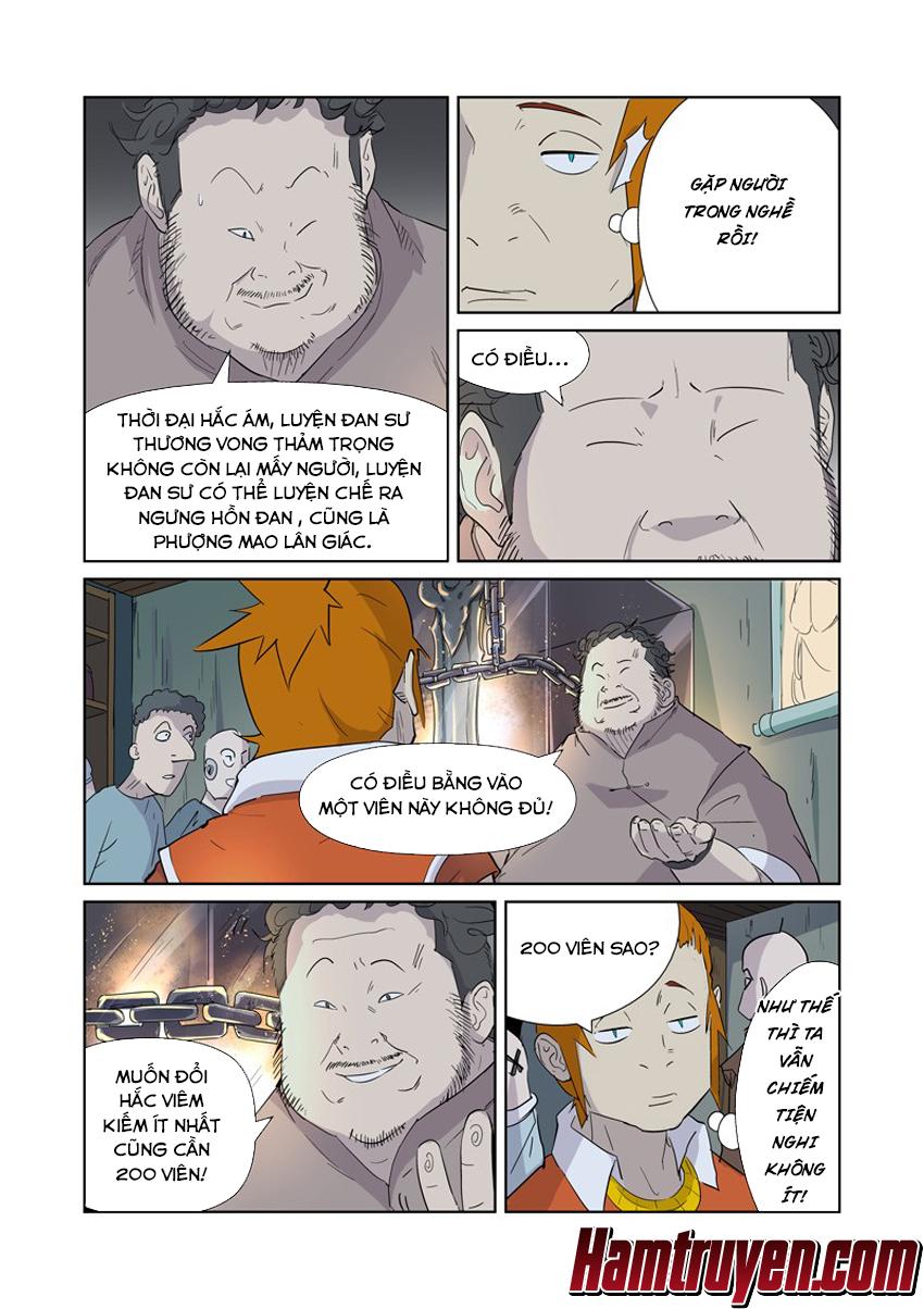 Tales of Demons and Gods chap 165.5 Trang 1 - Mangak.info