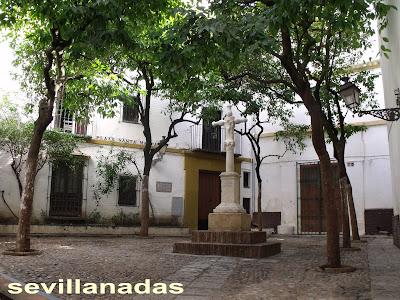 Plaza de Santa Marta Sevilla Jándalo
