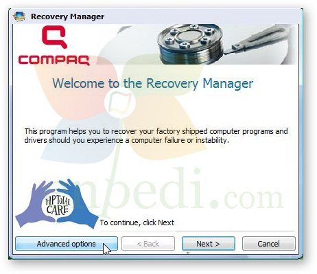 Hp Backup And Recovery Manager Download Vista