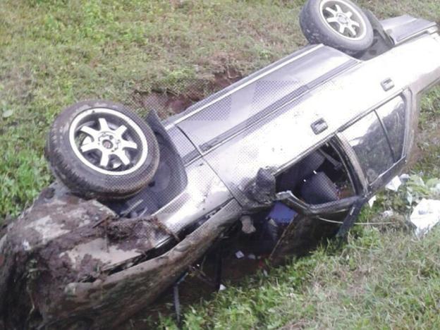 Sabak Bernam Malaysia  city photo : Satu kemalangan yang melibatkan pelajar Politeknik Sabak bernam pada 3 ...
