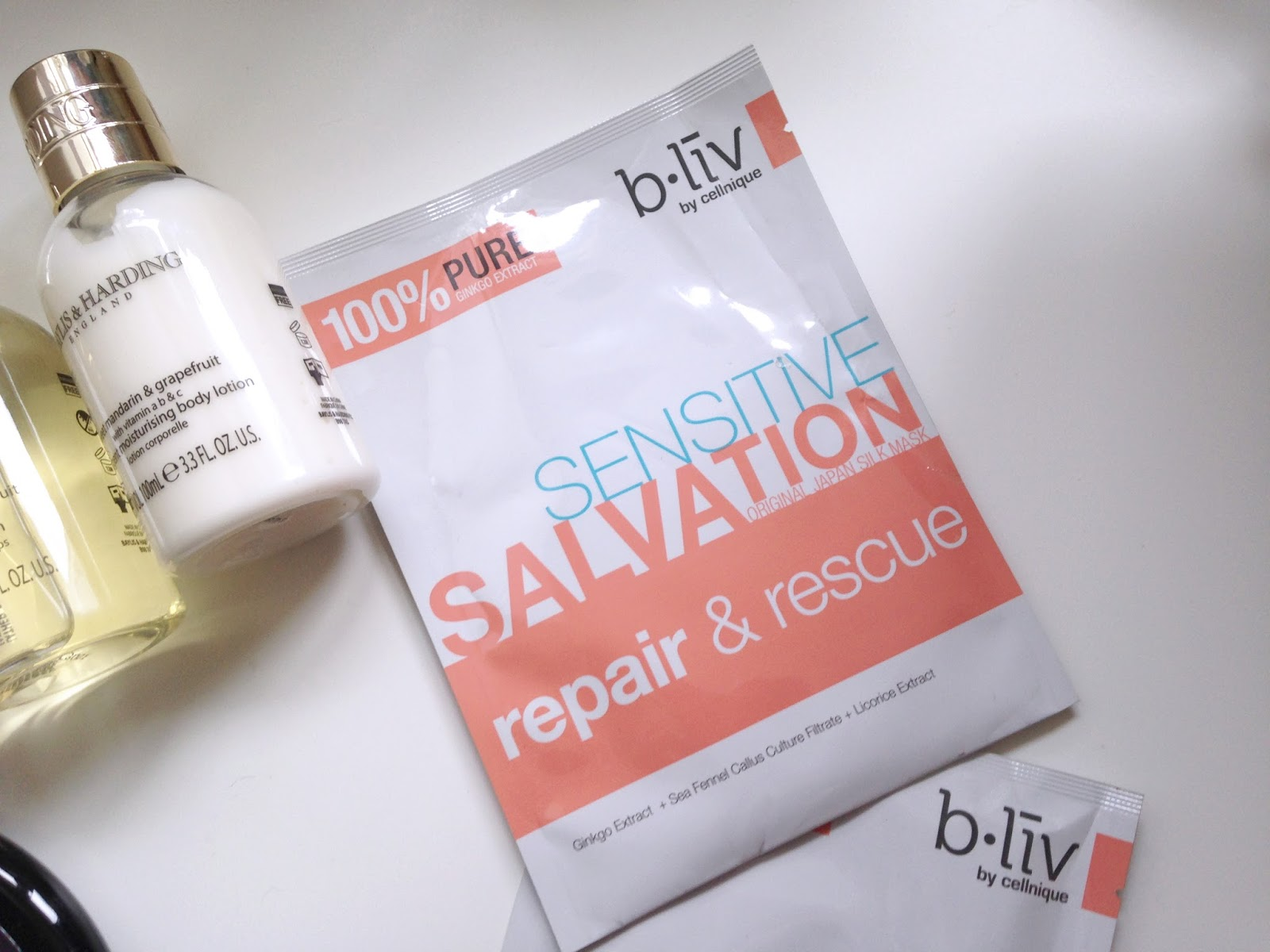 BLiv Salvation repair and rescue mask