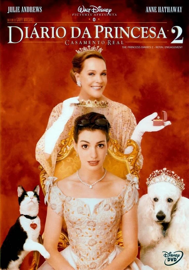 O Diário da Princesa 2: Casamento Real – Dublado (2004)