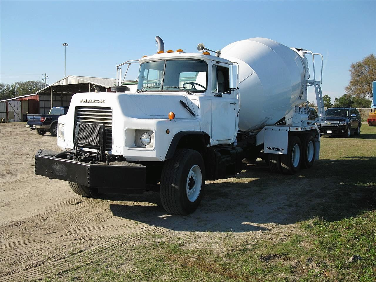 Compra y venta maquinaria pesada importamos cel 314 - Mezcladora de cemento ...