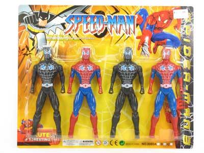 Spiderman Muñecos coleccion