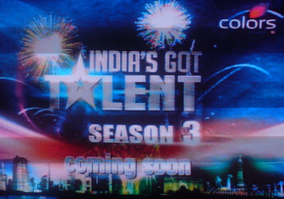 India Got Talent Season 3
