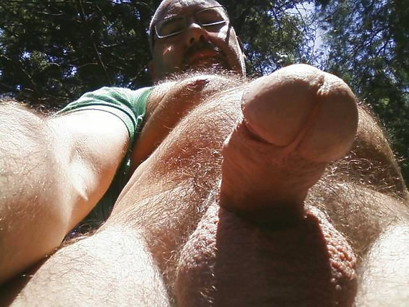 uncut tube hairy cock