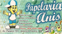Papelaria Anis