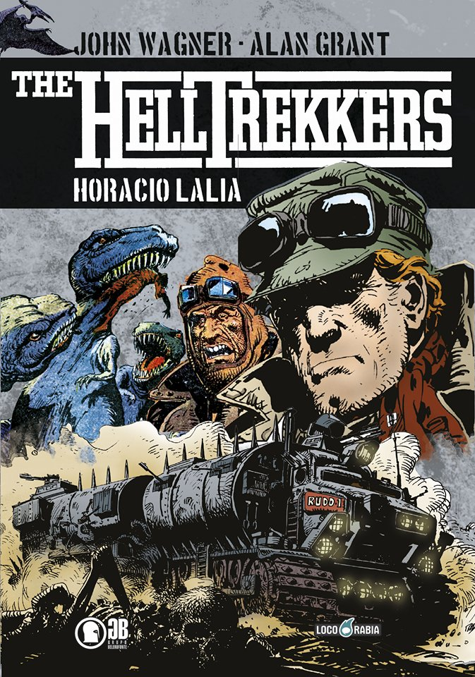 The Helltrekkers