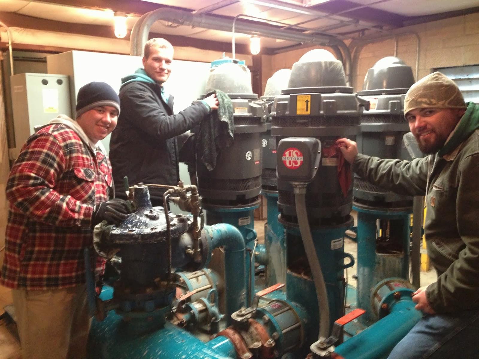 Rcc golf course maintenance blog december 2013 for Randy stewart builder