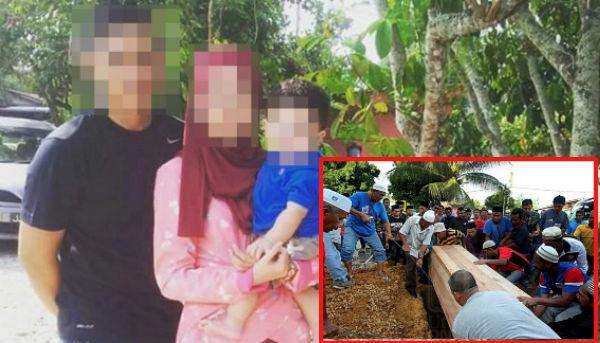Polis Tahan Jiran, Disyaki Terbabit Kes Pembunuhan Kerani Sekolah Agama