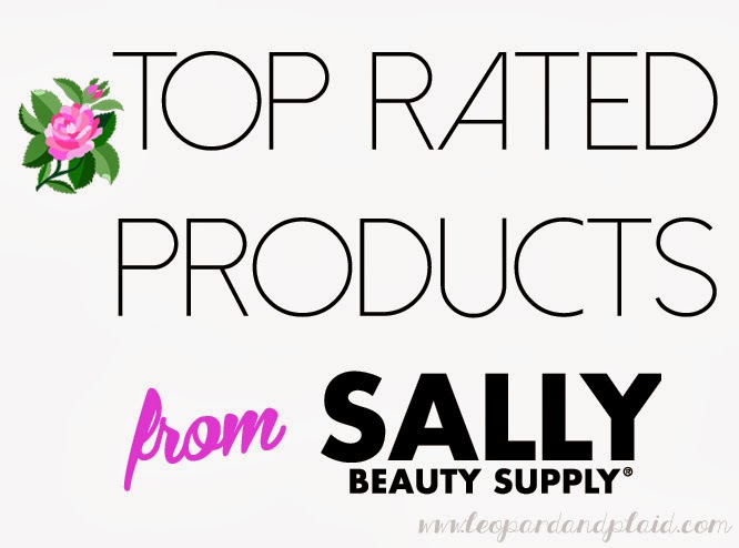 Sally Beauty Top Rated Products