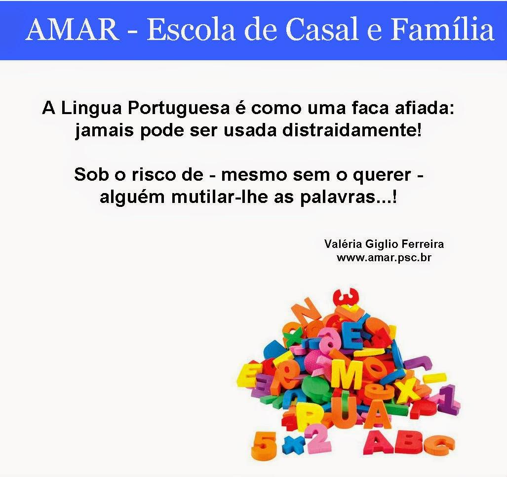 Lingua Portuguesa...!!!