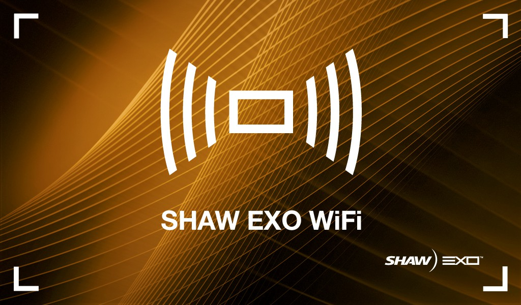 how to get shaw wifi