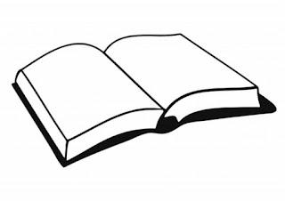 Imágenes de libros abiertos para colorear 2