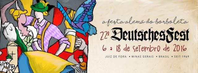 CARTAZ FESTA ALEMÃ 2016