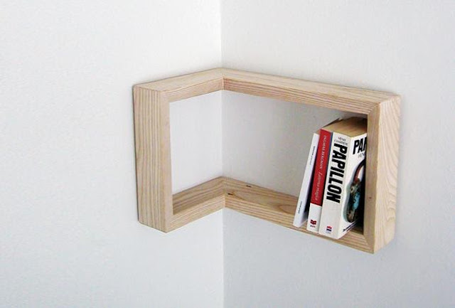 Innovative Bookshelves and Coolest Bookcases (15) 15