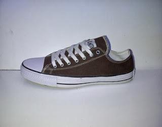 converse clasic brown,sepatu casual,sepatu santai,sepatu sekolah,