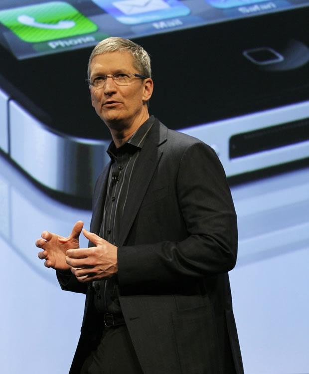 Tim Cook - CEO, Apple, de 51 anos (Foto: Divulgação)