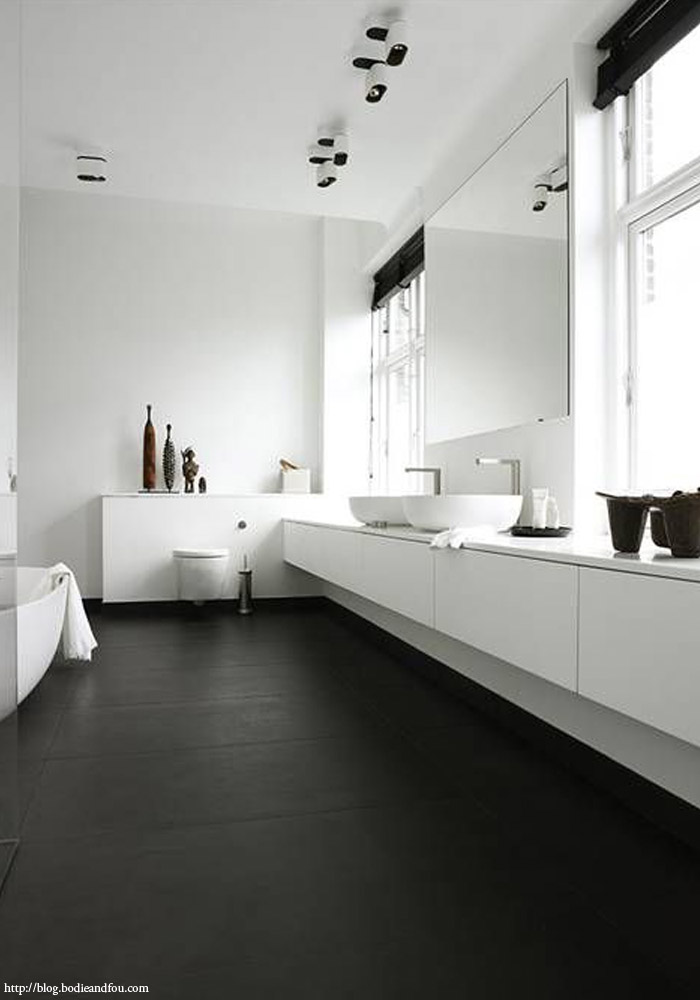 http://bodieandfou.blogspot.com/ BLACK FLOORBOARDS, INTERIOR DESIGN