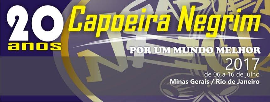 Grupo Capoeira Negrim