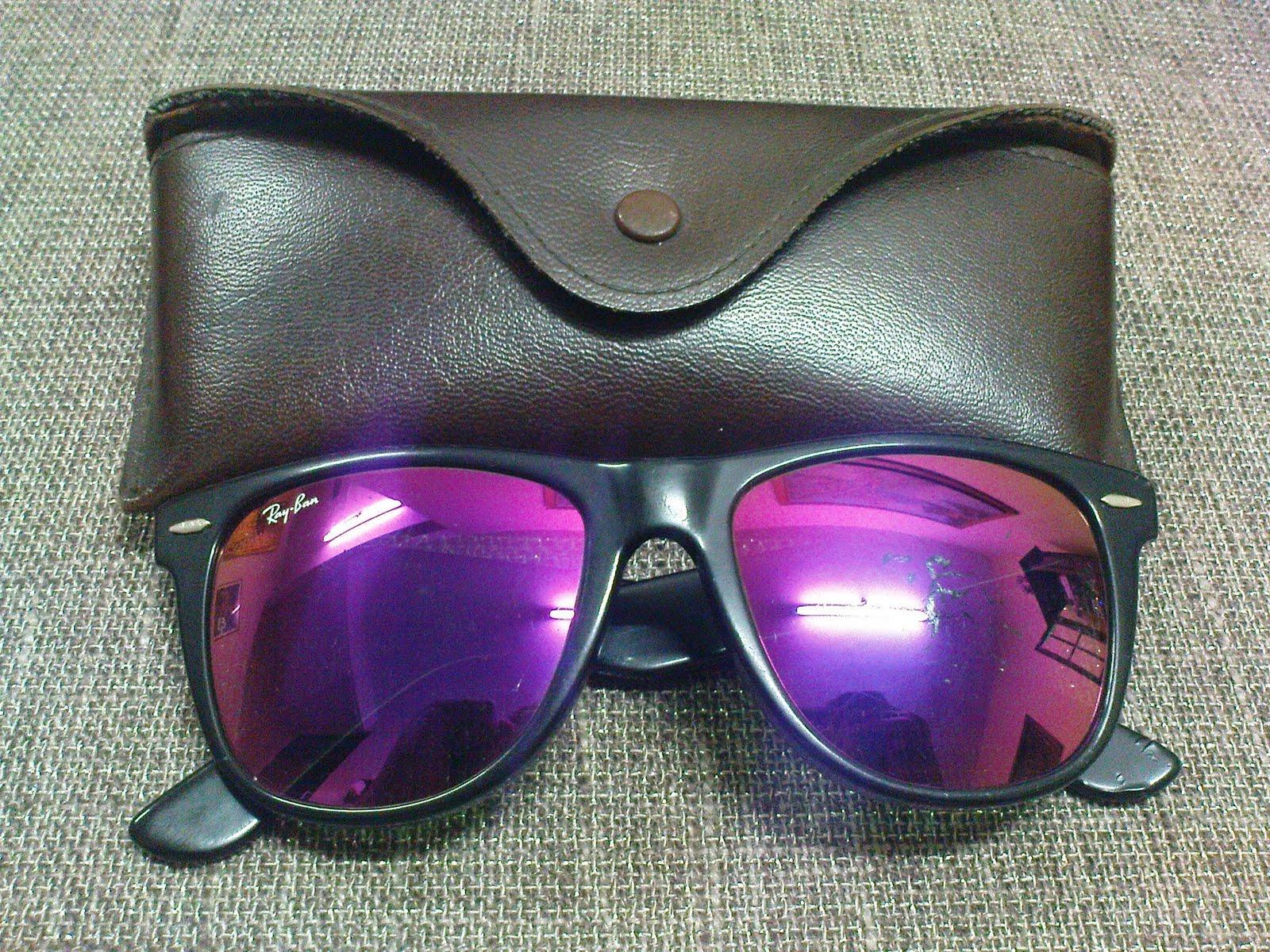 7b3e5bf3ab Mirrored Ray Bans Purple Lenses Ray « Heritage Malta