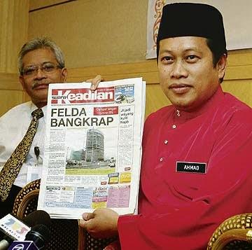 Kes FELDA FGV Saman Fitnah Wan Azizah RM 200 Juta Mahkamah Minta Maklum Status Kes