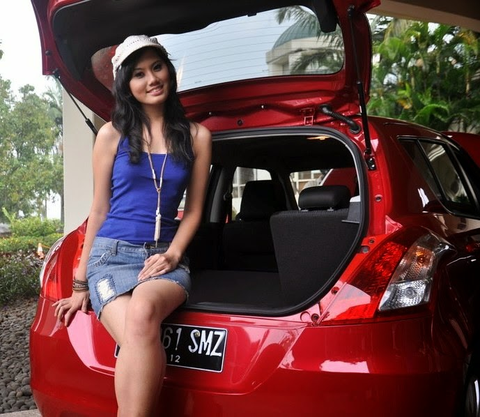 SPG SUZUKI ALL NEW SWIFT