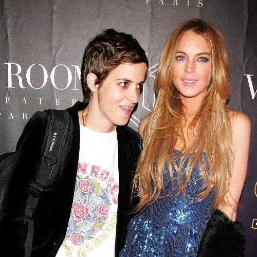Lindsay Lohan And Her Girlfriend Pictures, Samantha Ronson 4