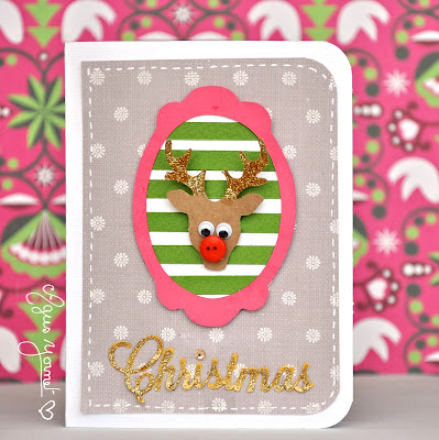 #craft #Christmas #card