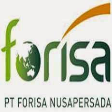 Lowongan Kerja PT. FORISA NUSAPERSADA Tangerang Desember 2014