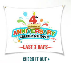 Firstcry 4th anniversary celebration offers