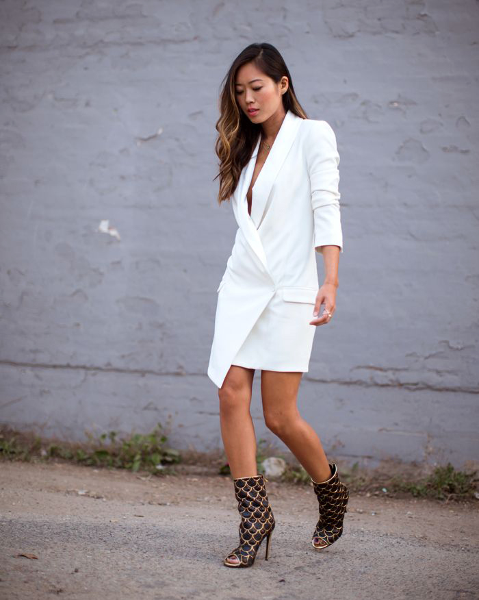 TUXEDO-DRESS-STREETSTYLE-SUMMER-TALESTRIP